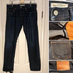Gap 1969 Kaihara 🇯🇵 Japan Selvedge Jeans
